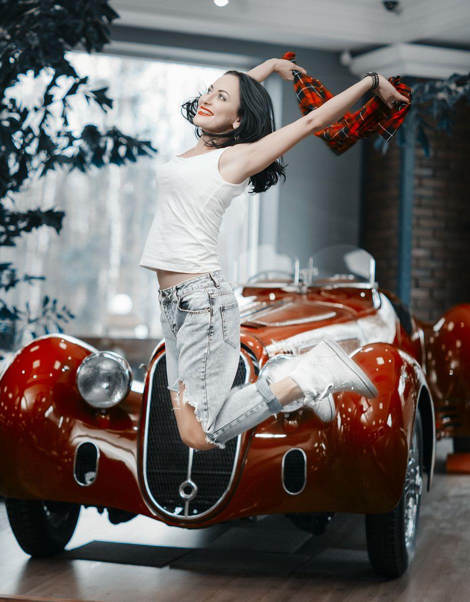 Фотосет Mille Miglia